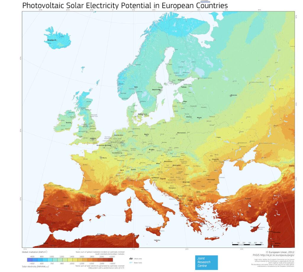Instalacja fotowoltaiczna – od czego zależy wydajność (produkcja energii) w Polsce?